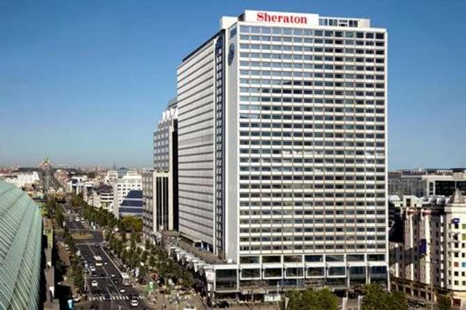 Sheraton Brussels Hotel Brussel
