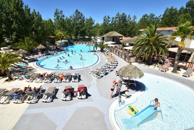 Camping Blue Bayou Valras-Plage