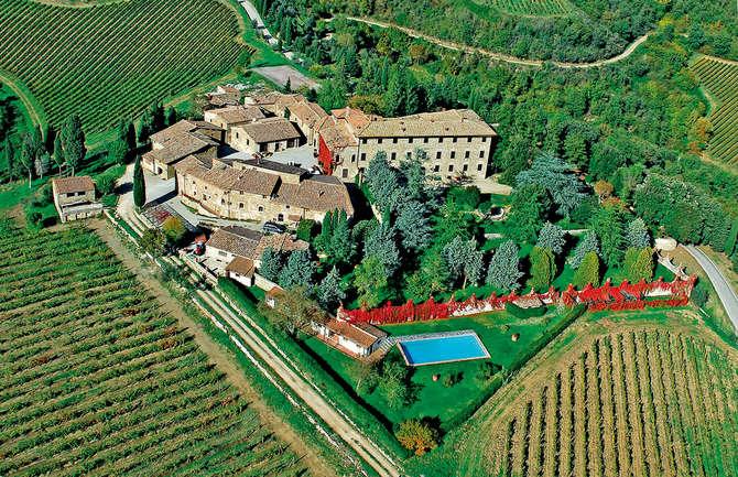 Borgo Castelvecchi Radda in Chianti