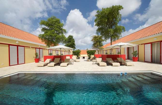 Bayside Boutique Hotel Curacao Blauwbaai