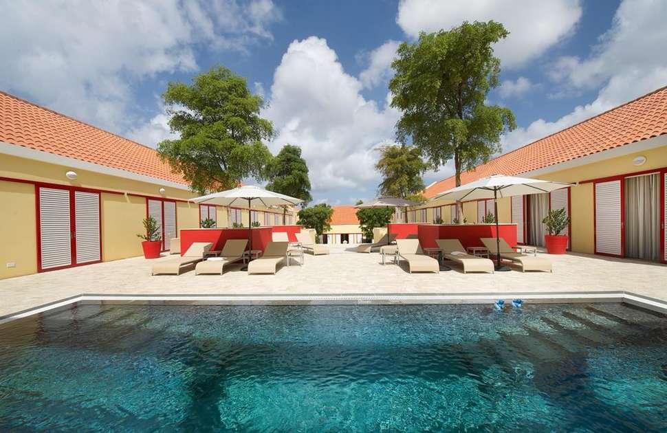 Bayside Boutique Hotel Curacao, 9 dagen