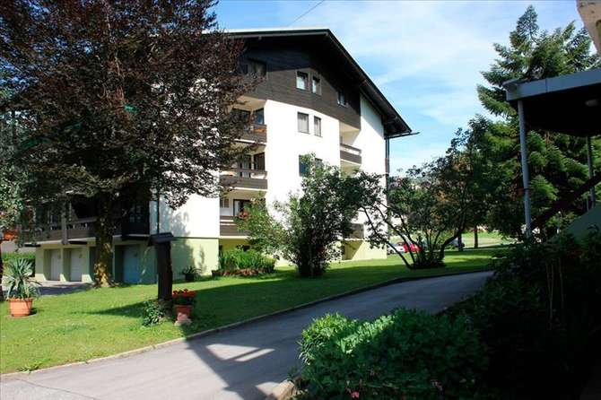 Appartementen Thermenblick Bad Kleinkirchheim