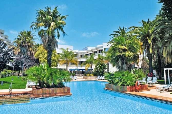 Hotel Hipotels Sherry Park Jerez de la Frontera