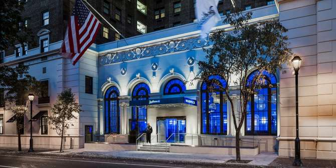 The Warwick Hotel Rittenhouse Square Philadelphia