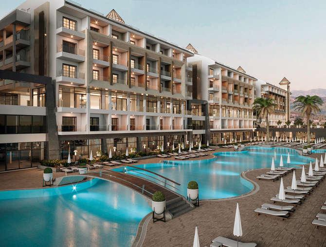 Diamond De Luxe Hotel & Spa Çolakli