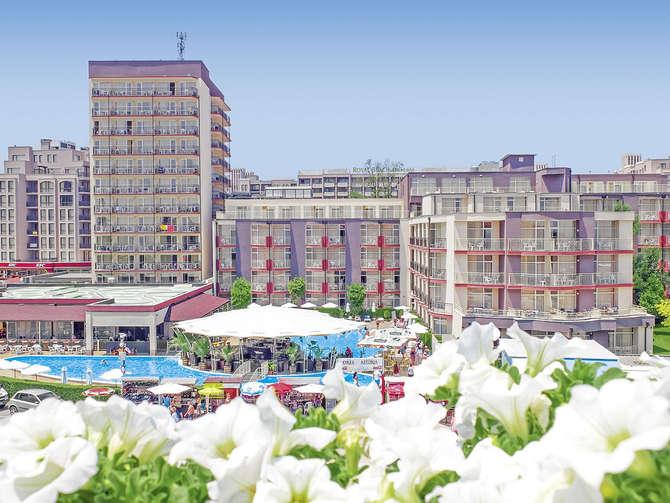 Mpm Orel Hotel Sunny Beach
