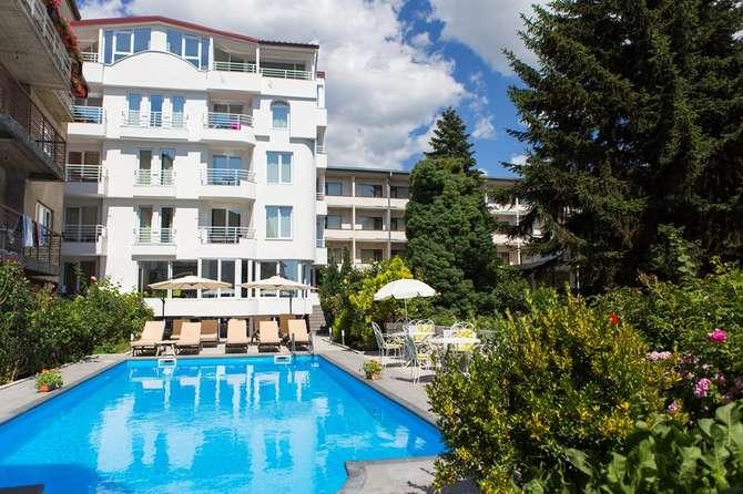 Villa Jordan Ohrid