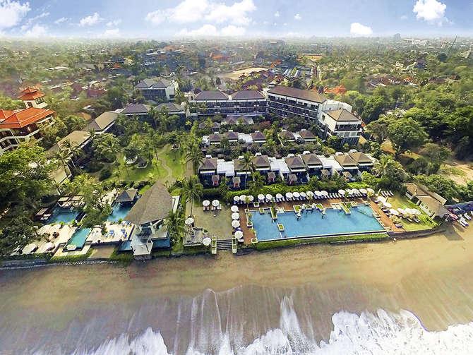 The Seminyak Beach Resort Seminyak