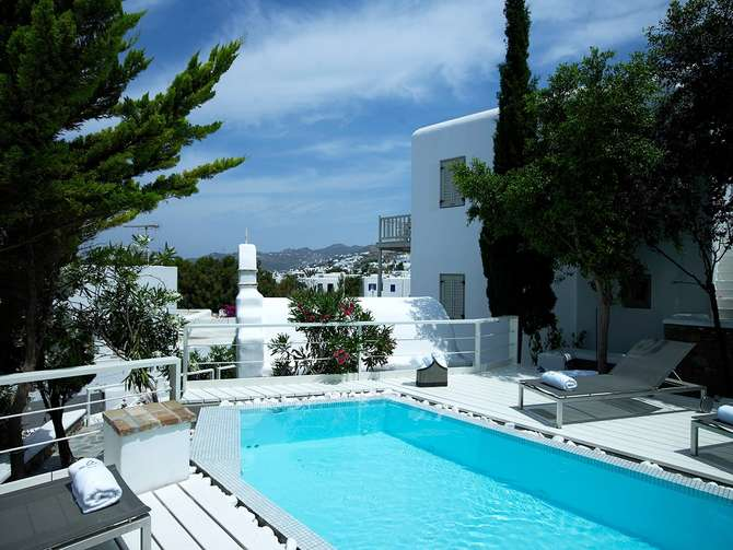 Semeli Luxury Mykonos
