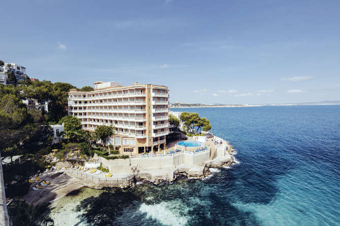 Europe Hotel Playa Marina Palmanova