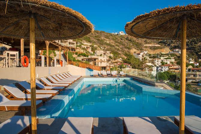 Lygaria Beach Hotel Agia Pelagia