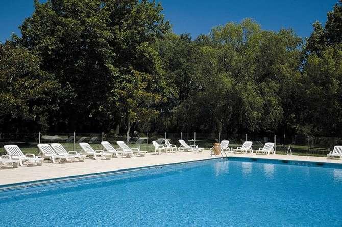 Hotel Domaine de la Reynaude Aurons