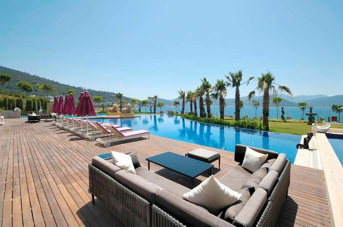 The Bodrum by Paramount Hotels & Resorts Torba