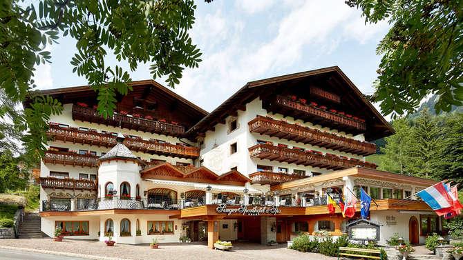 Singer Sporthotel & Spa Berwang