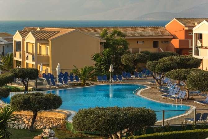 Mareblue Beach Resort Agios Spyridon