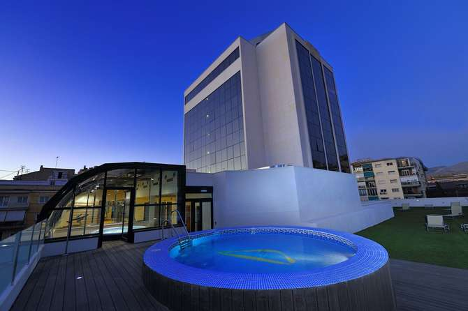 Abba Granada Hotel Granada