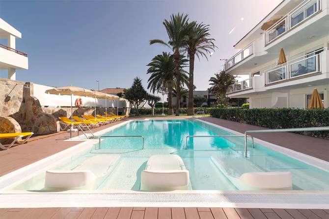 Appartementen Montemayor Playa del Inglés