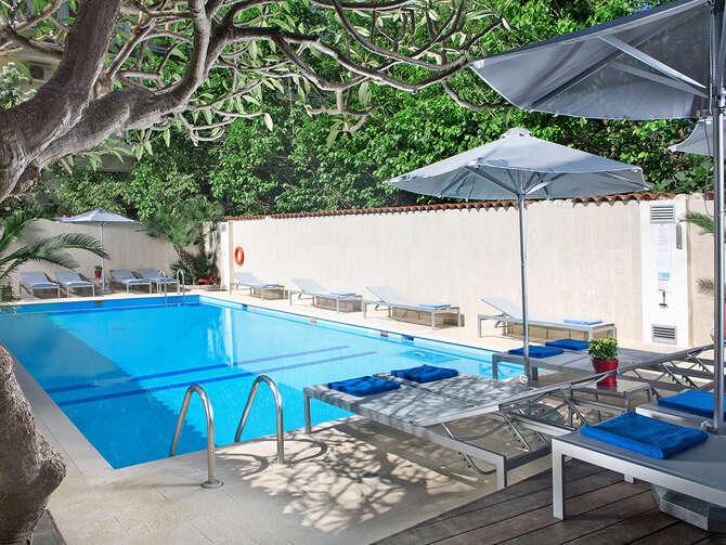 Hotel Aquamare Rhodos-Stad