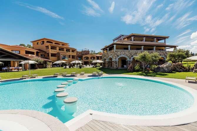 Hotel Marana Porto Rotondo