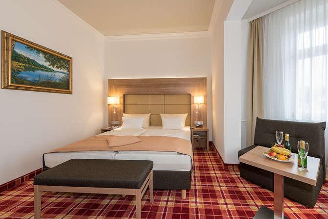 Hotel Binzer Hof Ostseebad Binz