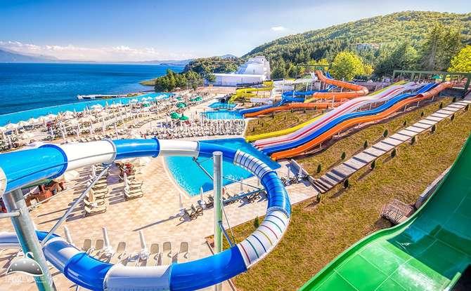 Izgrev Spa & Aquapark Struga