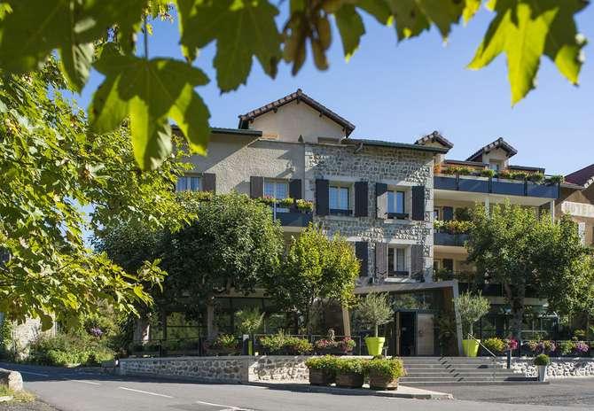 Hotel Le Haut-Allier Alleyras