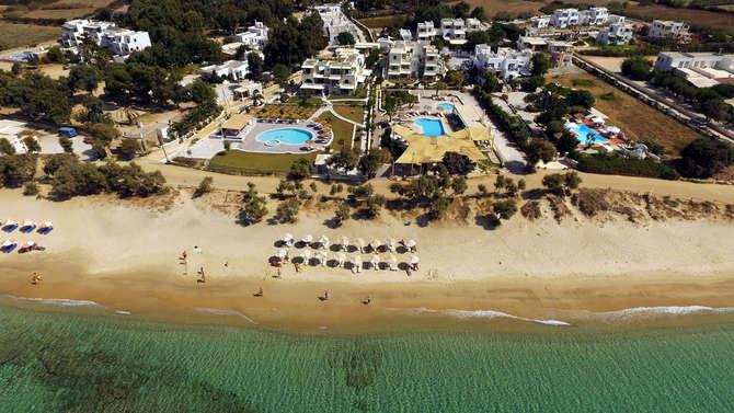 Paradiso Plaka Naxos-Stad