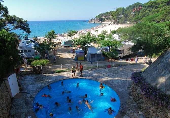 Camping Treumal Platja d'Aro