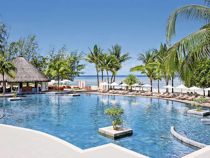 Outrigger Mauritius Beach Resort Bel Ombre