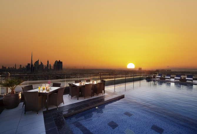 Park Regis Kris Kin Hotel Dubai Dubai