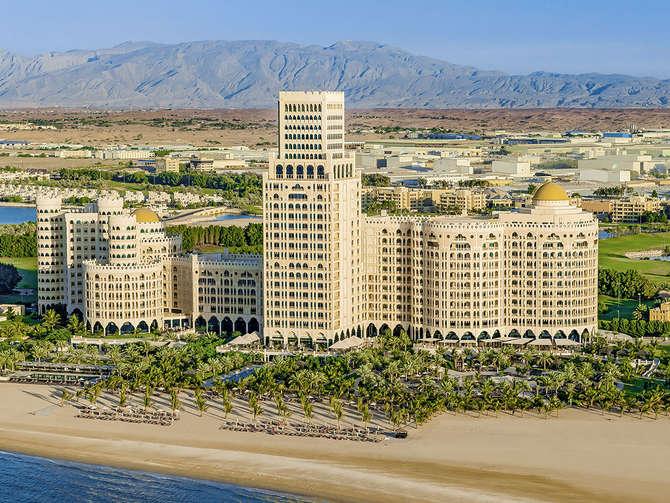 Waldorf Astoria Ras Al Khaimah Jazirat Al Hamra