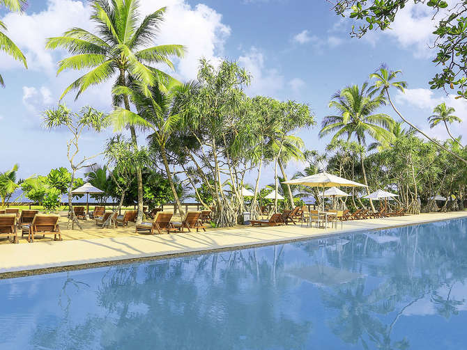 Pandanus Beach Resort & Spa Induruwa