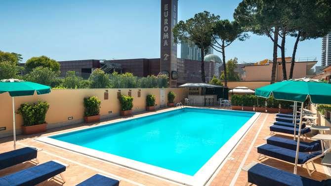 Hotel Cristoforo Colombo Rome