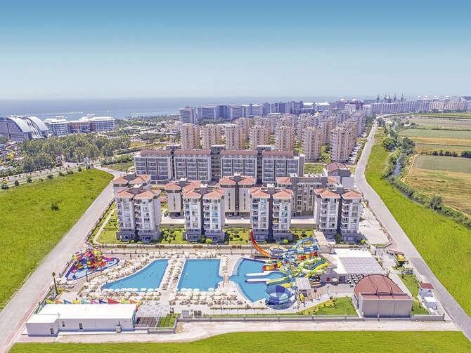 Sherwood Suites Resort Lara Beach