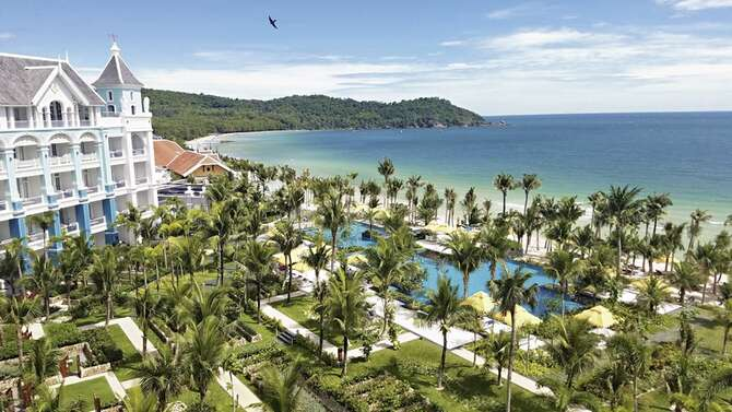 JW Marriott Phu Quoc Emerald Bay Resort & Spa An Thới