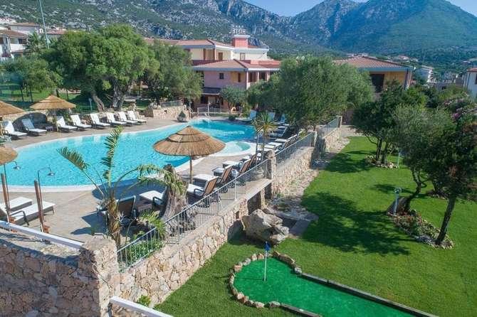 I Ginepri Hotel Cala Gonone