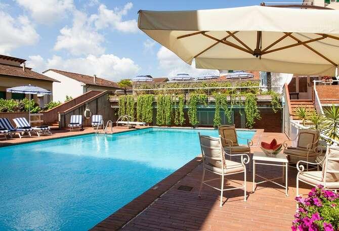 Grand Hotel Francia & Quirinale Montecatini-Terme
