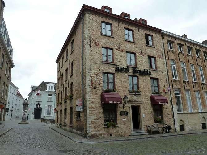 Hotel Bryghia Brugge