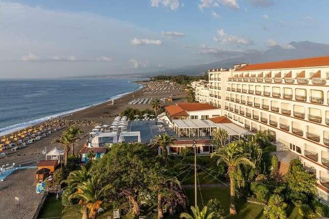 Hilton Giardini Naxos Giardini Naxos