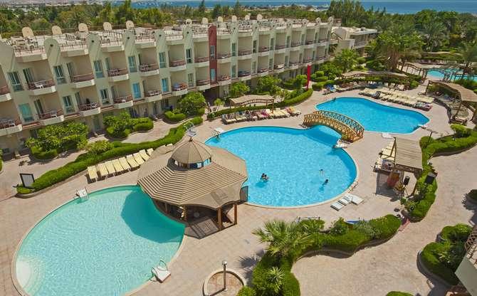 Sunrise Aqua Joy Resort Hurghada