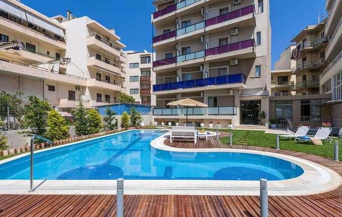 Hotel Leonidas Rethymnon