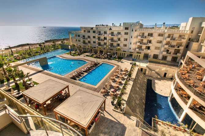 Capital Coast Resort & Spa Paphos