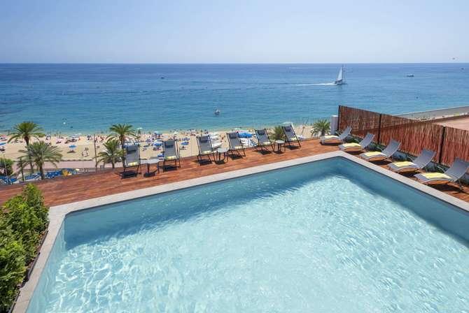 Hotel GHT Miratge Lloret de Mar
