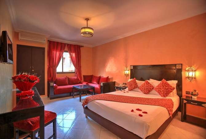Hotel Mont Gueliz Marrakech