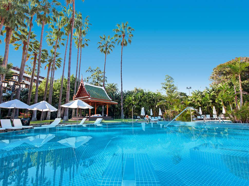 TIP vakantie Tenerife 🏝️Hotel Botanico & The Oriental Spa Garden