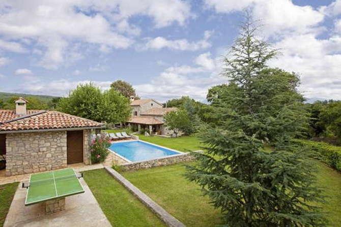Vakantiehuis Villa Favola Labin