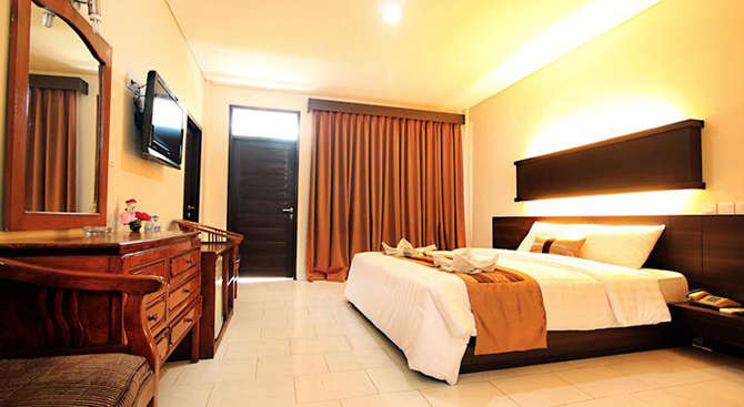 Bakung Beach Hotel Kuta