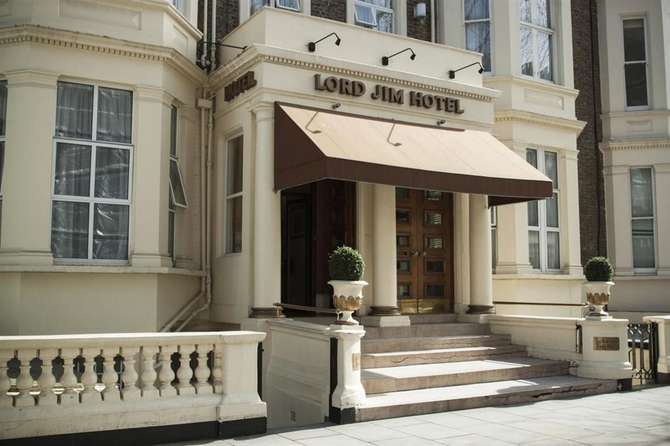 Lord Jim Hotel Londen