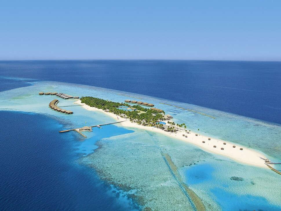 Veligandu Island Resort & Spa, 6 dagen