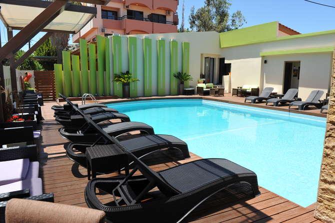 Heleni Beach Hotel Trianda (Ialyssos)